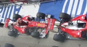pits F1 UK